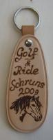schlüsselanhänger (golf & ride schruns 2009