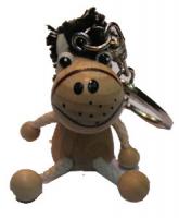 Schlüsselanhänger Pferd Freddy.