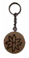 Schlüsselanhänger Haflinger.